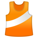 Running shirt icon