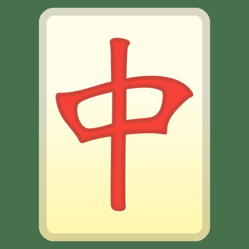 52779-mahjong-red-dragon icon