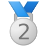 52728-2nd-place-medal icon