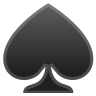 52769-spade-suit icon