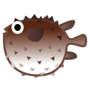 Blowfish icon