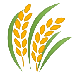 Sheaf of rice icon