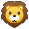 22222-lion-face icon