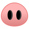 22238-pig-nose icon