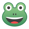 22281-frog-face icon