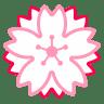 22319-white-flower icon