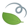 22340-leaf-fluttering-in-wind icon