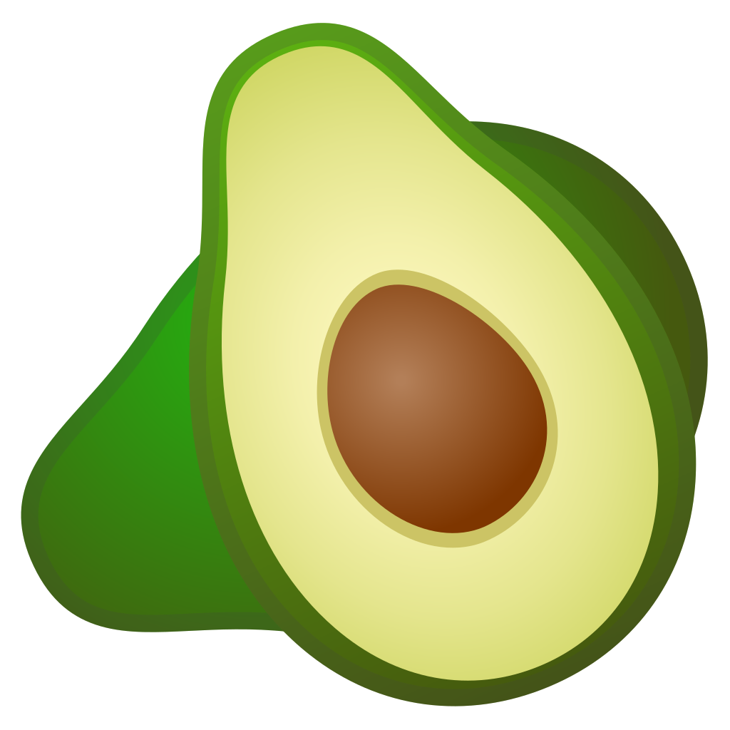 Image result for avocado icon