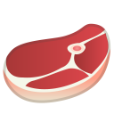 Cut of meat icon