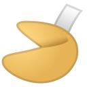 32414-fortune-cookie icon