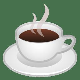 Hot beverage icon