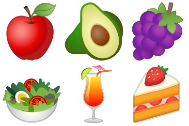 Noto Emoji Food Drink Icons