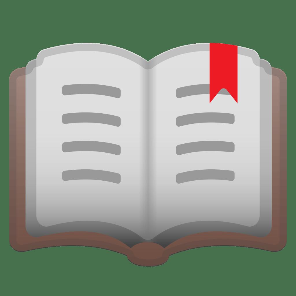 open book icon - HD1024×1024