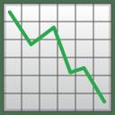 62928-chart-decreasing icon