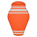Funeral urn icon