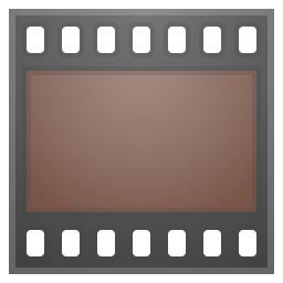 Film frames icon