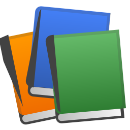 Books Icon Noto Emoji Objects Iconset Google