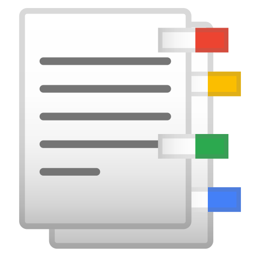 62872-bookmark-tabs icon