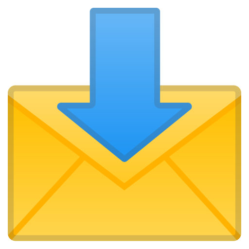 Envelope with arrow icon