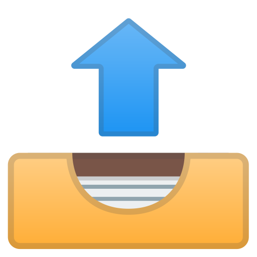 62892-outbox-tray icon