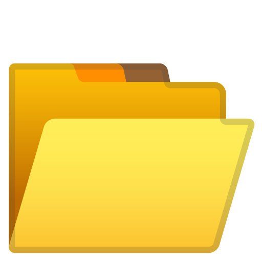 62917-open-file-folder icon