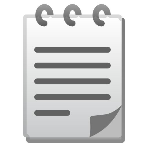 62923-spiral-notepad icon