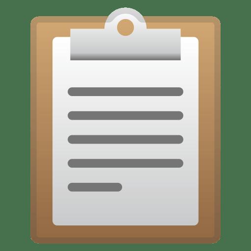 62930-clipboard icon