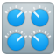 Control knobs icon