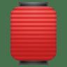 62856-red-paper-lantern icon