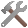62959-hammer-and-wrench icon