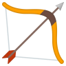 62965-bow-and-arrow icon