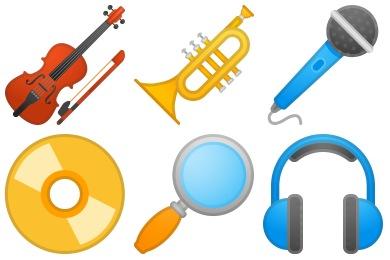 noto emoji objects iconset 166 icons google