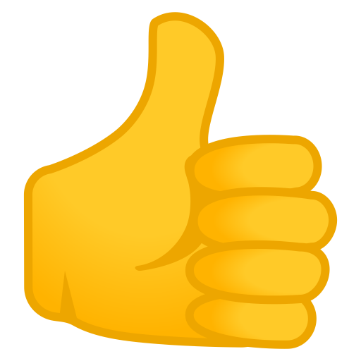 12008-thumbs-up icon