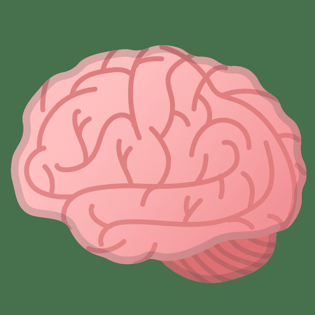 Gehirn Emoji