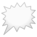 12167-right-anger-bubble icon