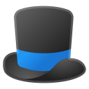12202-top-hat icon