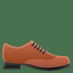 Mans shoe icon