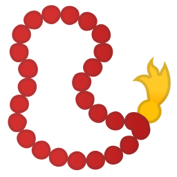Prayer beads icon