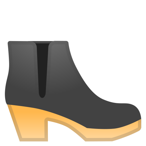 12199-womans-boot icon