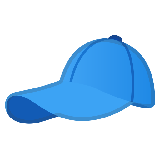 Billed cap icon