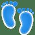 12122-footprints icon