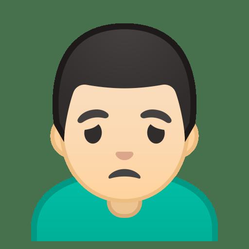 10944-man-frowning-light-skin-tone icon