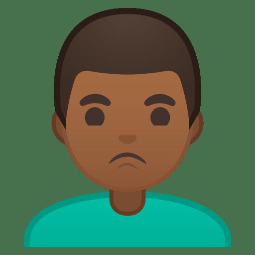 10980-man-pouting-medium-dark-skin-tone icon