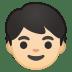 10129-child-light-skin-tone icon