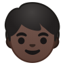 10133-child-dark-skin-tone icon