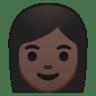 10163-woman-dark-skin-tone icon