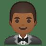 10677-man-in-tuxedo-medium-dark-skin-tone icon