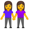 11856-two-women-holding-hands icon