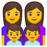 11885-family-woman-woman-boy-boy icon