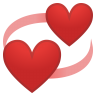 12151-revolving-hearts icon
